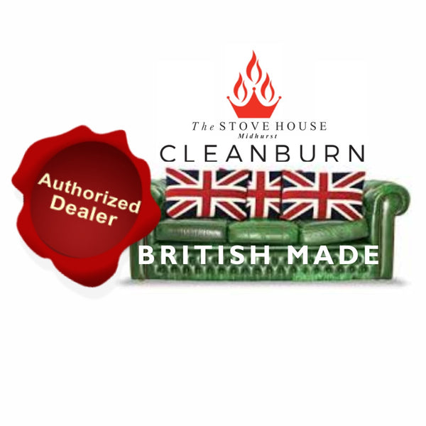 Cleanburn Lovenholm Euro - The Stove House Midhurst Nr Chichester West Sussex