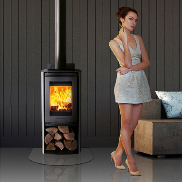 Di Lusso Euro R4 Stove - The Stove House Midhurst Nr Chichester West Sussex