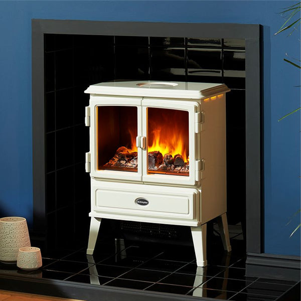 Dimplex Auberry Opti Myst Electric Stove - The Stove House Midhurst Nr Chichester West Sussex