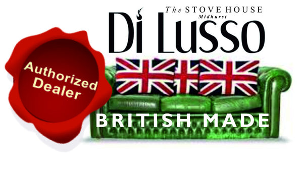 Di Lusso R6 Stove - The Stove House Midhurst Nr Chichester West Sussex