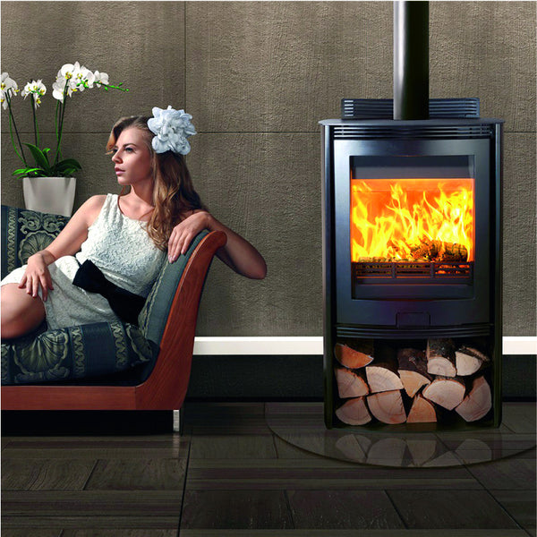 Di Lusso Euro R5 Stove - The Stove House Midhurst Nr Chichester West Sussex