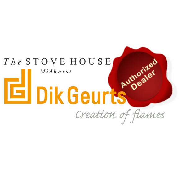Dik Geurts Lars 1000 Stove - The Stove House Midhurst Nr Chichester West Sussex