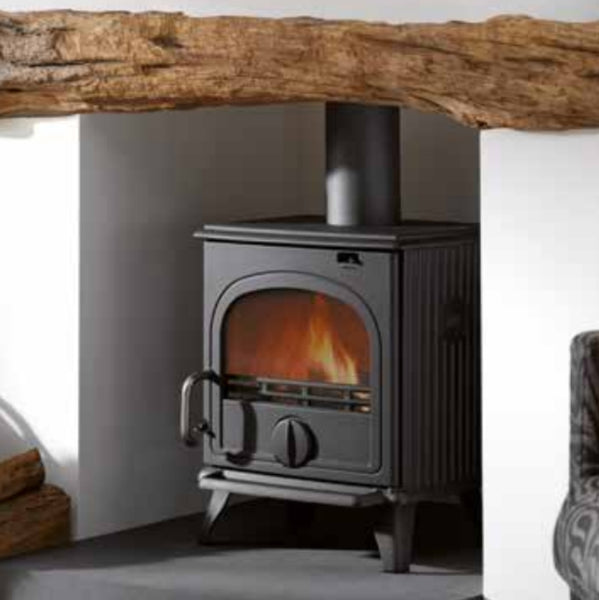 Dru 44 Multi-fuel Stove - The Stove House Midhurst Nr Chichester West Sussex