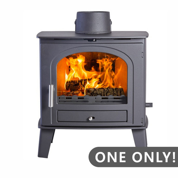 Ex-Display Eco Ideal 6 Stove - The Stove House Midhurst Nr Chichester West Sussex