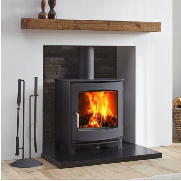 Dik Geurts Ivar 5 Low Stove - The Stove House Midhurst Nr Chichester West Sussex