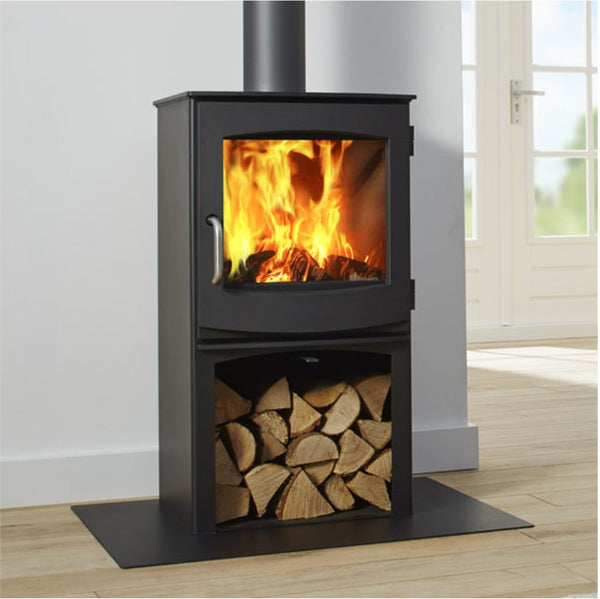 Dik Geurts Ivar 5 Store Stove - The Stove House Midhurst Nr Chichester West Sussex