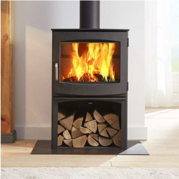 Dik Geurts Ivar 8 Store Stove - The Stove House Midhurst Nr Chichester West Sussex