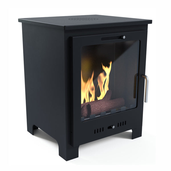 Malvern Bioethanol Stove Medium / No Flue Required - The Stove House