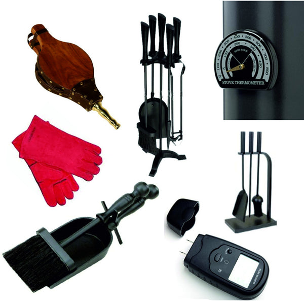 Wood Stove & Fireplace Accessories & Cleaning Products - The Stove House Midhurst Nr Chichester West Sussex