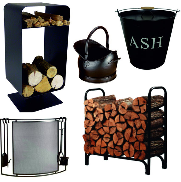 Wood Stove & Fireplace Accessories & Cleaning Products