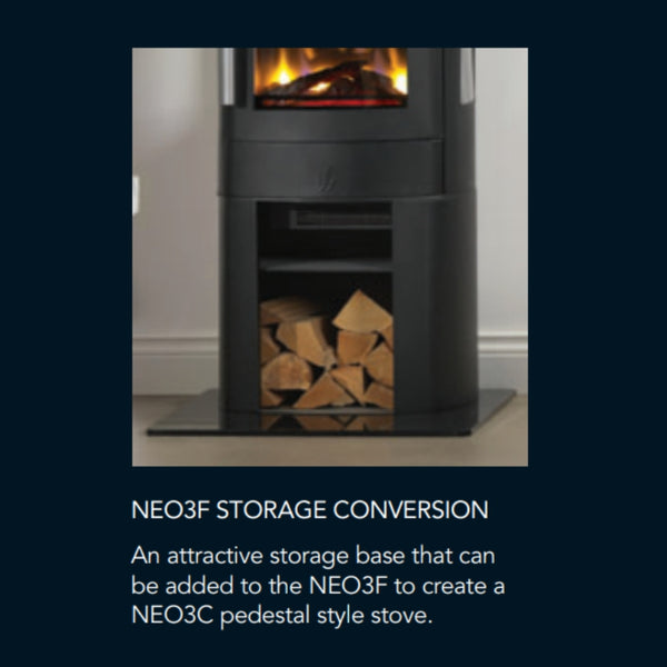 ACR Neo 3F Electric Stove - The Stove House Midhurst Nr Chichester West Sussex