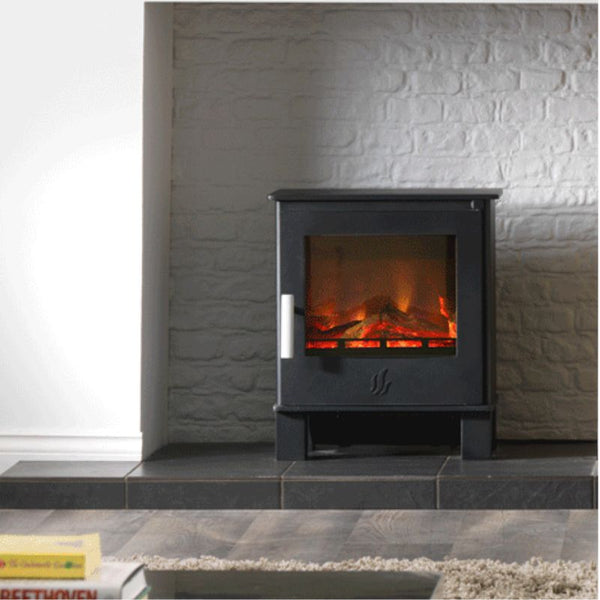 ACR Malvern Electric Stove - The Stove House Midhurst Nr Chichester West Sussex