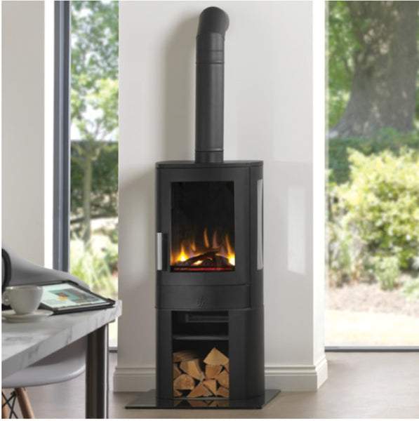 ACR Neo 3C Electric Stove - The Stove House Midhurst Nr Chichester West Sussex
