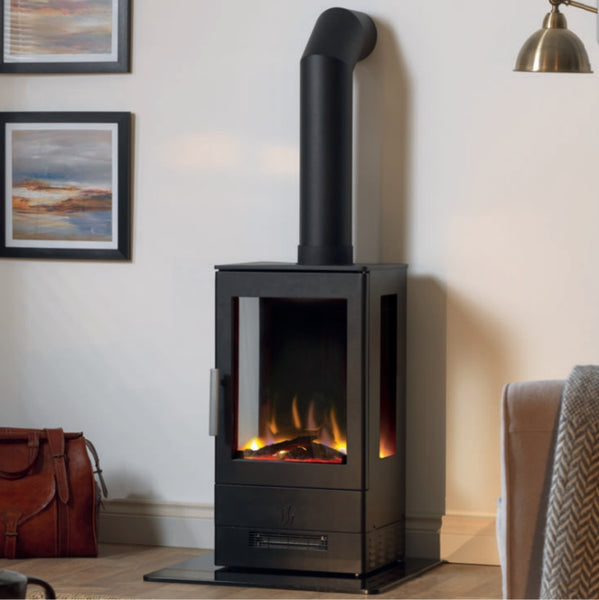ACR E-Trinity 3 Electric Stove - The Stove House Midhurst Nr Chichester West Sussex