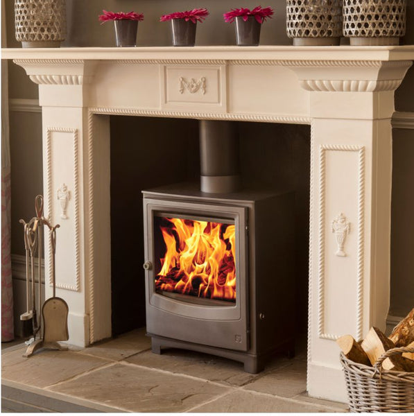 Arada Farringdon Catalyst Eco Stove - The Stove House Midhurst Nr Chichester West Sussex