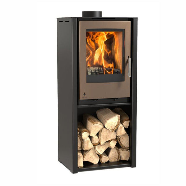 Arada i400 Freestanding Tall Stove - The Stove House Midhurst Nr Chichester West Sussex