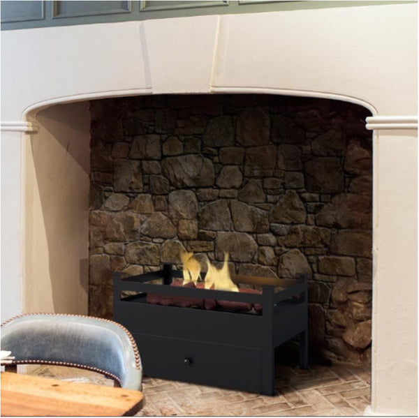 Arkle - Bioethanol Fire Basket - The Stove House Midhurst Nr Chichester West Sussex