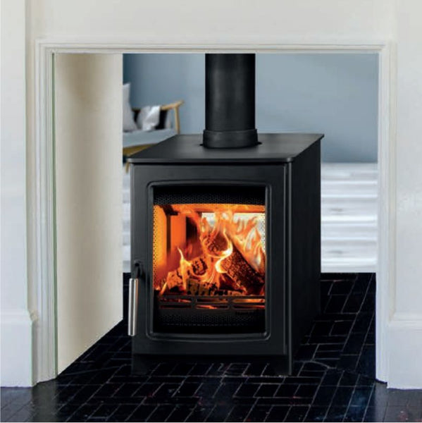 Parkray Aspect 4 Double Sided Double Depth - The Stove House Midhurst Nr Chichester West Sussex