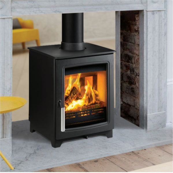 Parkray Aspect 4 Double Sided Single Depth - The Stove House