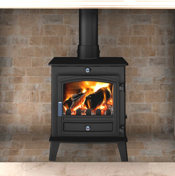 Avalon 4 Stove - The Stove House Midhurst Nr Chichester West Sussex