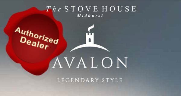 Avalon 5 Slimline - The Stove House Midhurst Nr Chichester West Sussex