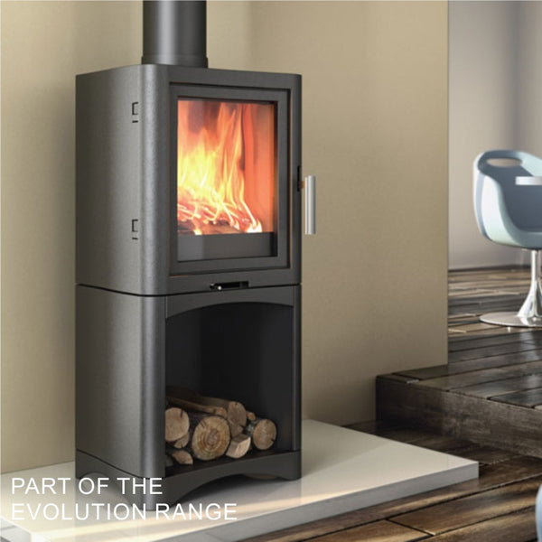 Broseley Evolution Stove Collection - The Stove House Midhurst Nr Chichester West Sussex