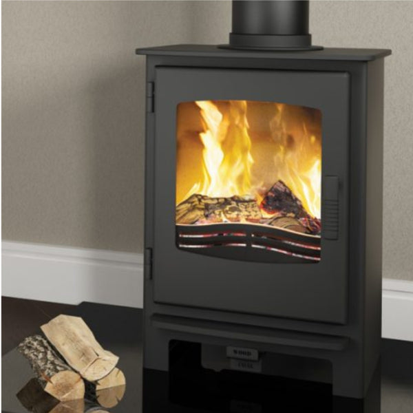 Broseley Desire 5 Multifuel Stove - The Stove House Midhurst Nr Chichester West Sussex