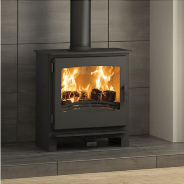 Broseley Desire 5 Widescreen Stove - The Stove House Midhurst Nr Chichester West Sussex