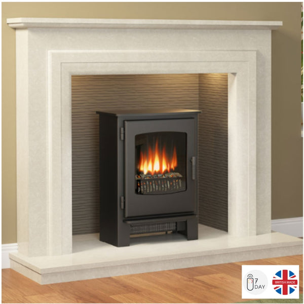 Broseley Evolution Desire 5 Electric Stove - The Stove House Midhurst Nr Chichester West Sussex