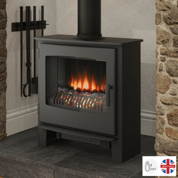 Broseley Evolution Desire 7 Electric Stove - The Stove House Midhurst Nr Chichester West Sussex