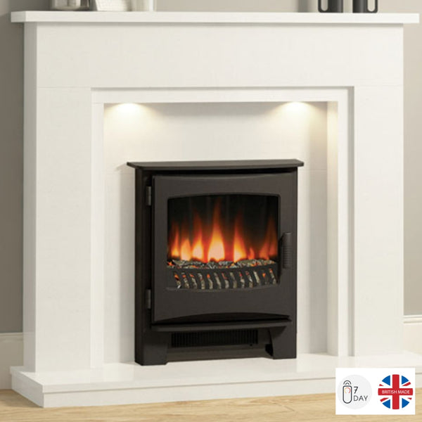 Broseley Evolution Ignite Inset Electric Stove - The Stove House Midhurst Nr Chichester West Sussex