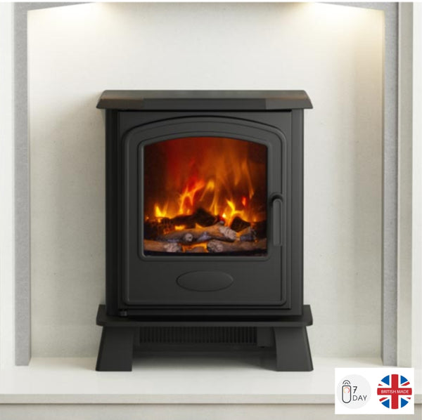 Broseley Evolution Ora Inset Electric Stove - The Stove House Midhurst Nr Chichester West Sussex