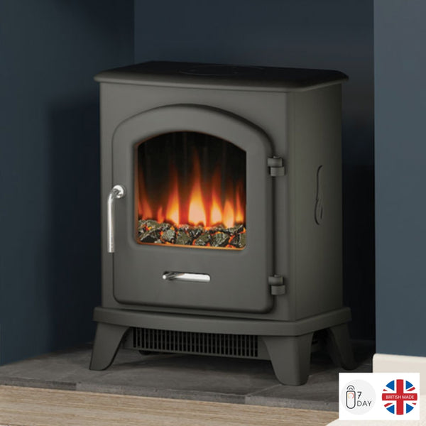 Broseley Serrano Electric Stove - The Stove House Midhurst Nr Chichester West Sussex