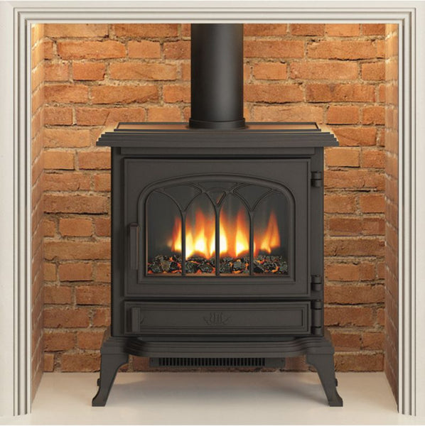 Broseley Canterbury Electric Stove - The Stove House Midhurst Nr Chichester West Sussex