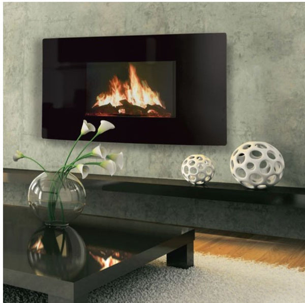 Celsi Electric Puraflame Curved