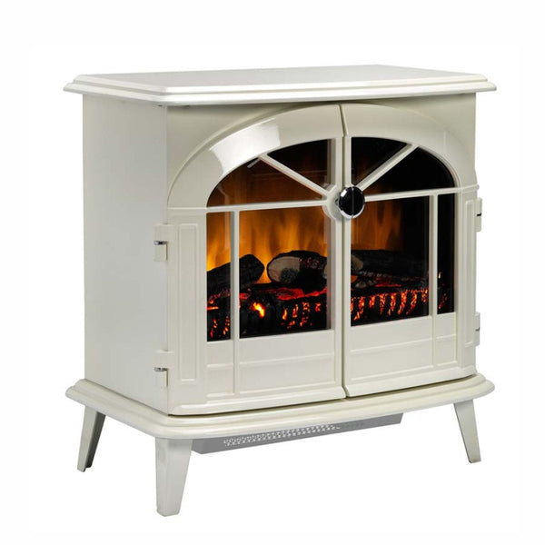 Dimplex Chevalier Optiflame Electric Stove - The Stove House Midhurst Nr Chichester West Sussex