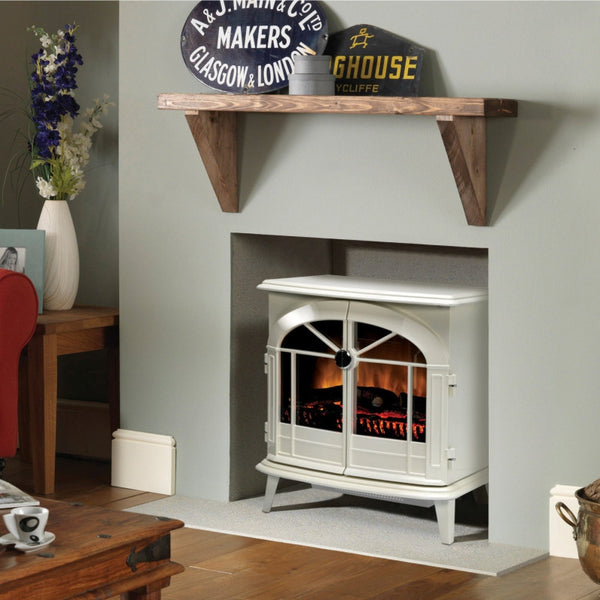 Dimplex Chevalier LED Optiflame Electric Stove - The Stove House