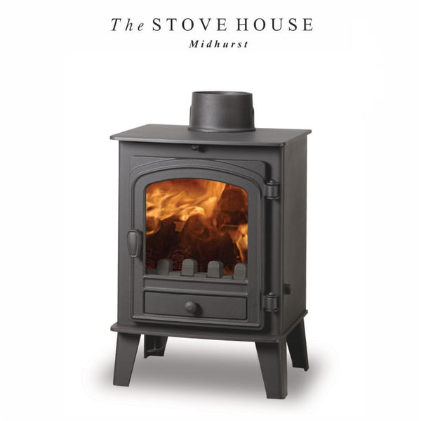 Parkray Consort 4 Stove - The Stove House Midhurst Nr Chichester West Sussex