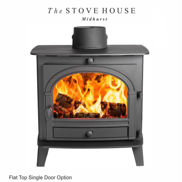 Parkray Consort 7 Stove - The Stove House Midhurst Nr Chichester West Sussex