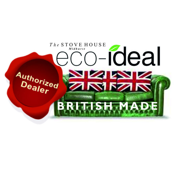 Eco Ideal 4 Slimline - The Stove House Midhurst Nr Chichester West Sussex