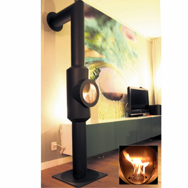 Bioethanol Stove /  Fire  - Requires No Flue - The Stove House Midhurst Nr Chichester West Sussex