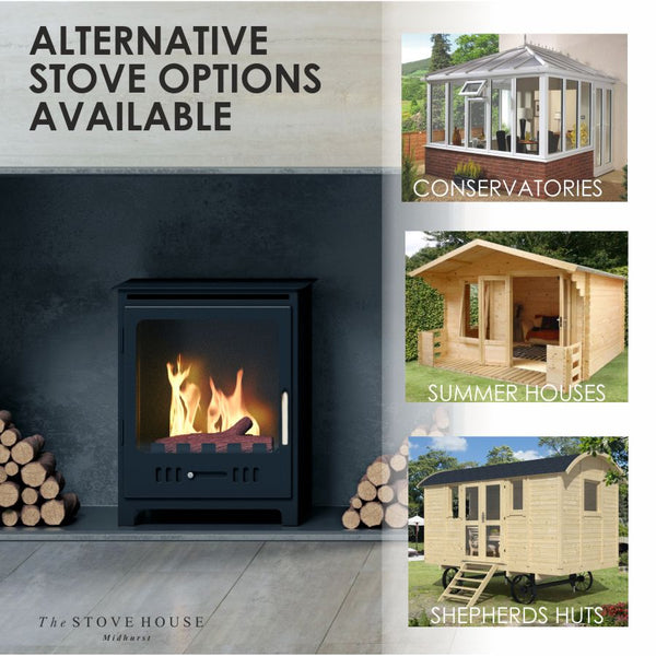 Bioethanol Stove from The Stove House 01730 810931 www.thestovehouseltd.co.uk