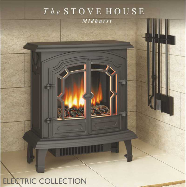 Broseley Electric Stoves Collection - The Stove House Midhurst Nr Chichester West Sussex