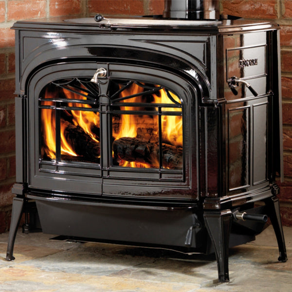 Vermont Castings Encore 2 in 1 Woodburner Stove - The Stove House Midhurst Nr Chichester West Sussex