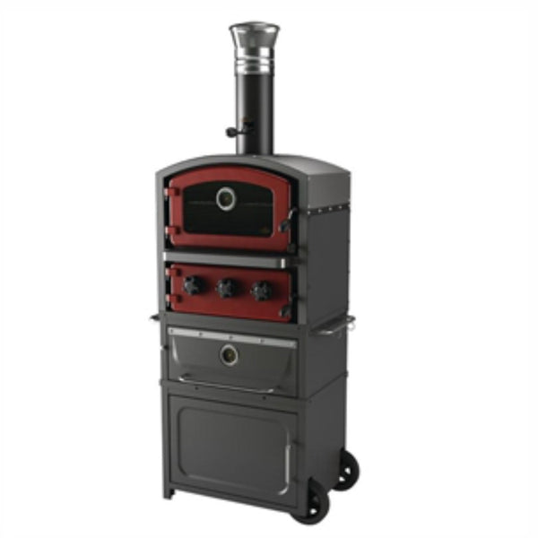 Fornetto Alto Outdoor Wood Fired Pizza Oven Amp Smoker The