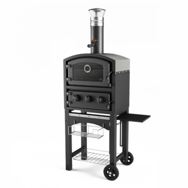 Fornetto Outdoor Wood Fired Pizza Oven & Smoker - The Stove House Midhurst Nr Chichester West Sussex