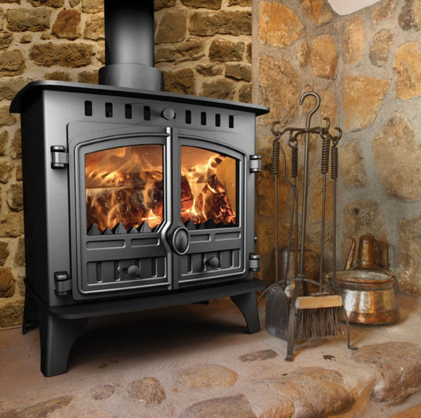 Hunter Herald 6 Stove - The Stove House Midhurst Nr Chichester West Sussex