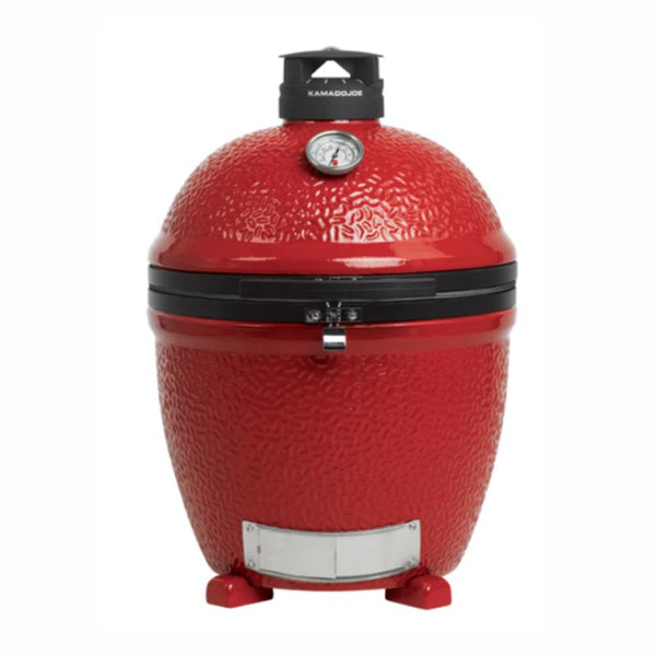 NEW - Kamado Joe Classic II Stand Alone Outdoor Ceramic Grill & Smoker - The Stove House