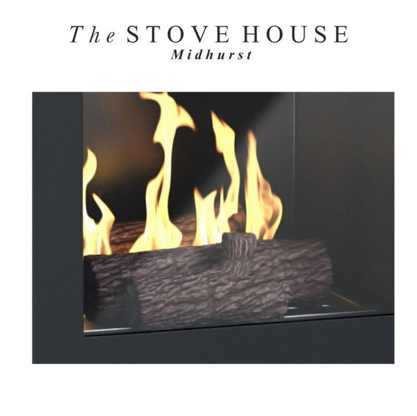 Bioethanol Log Set - Small & Large Bed - The Stove House