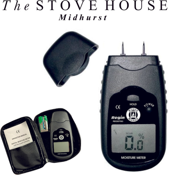 Moisture Meter - The Stove House
